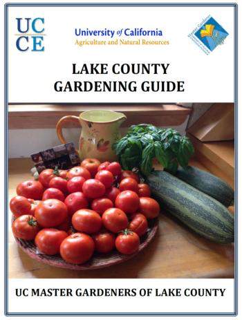 Gardening Guide Cover